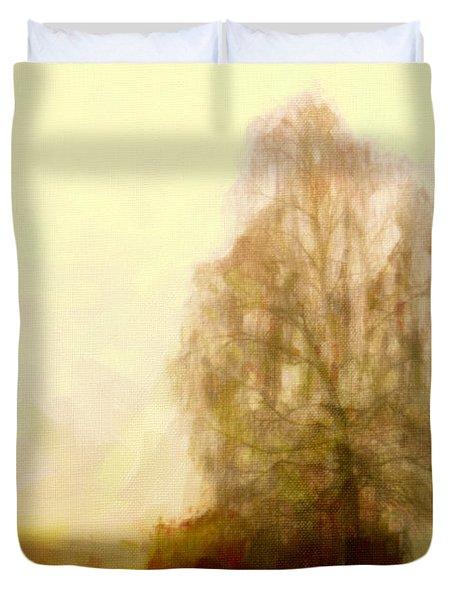 A Tree Duvet Cover