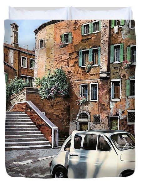 a Venezia in 500 Duvet Cover