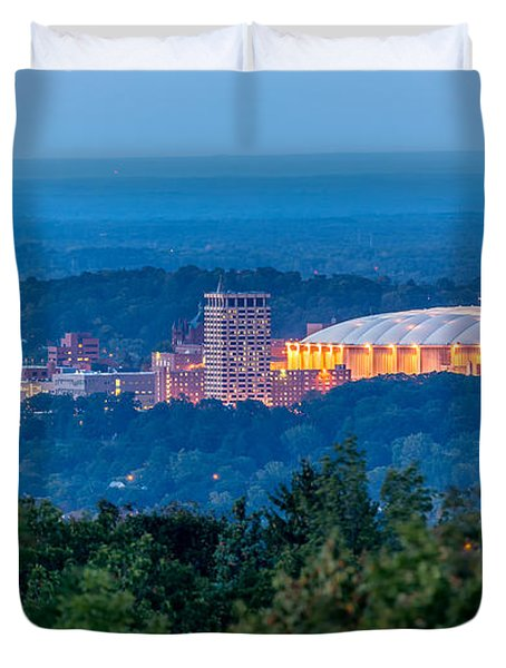 A View To Remember Duvet Cover