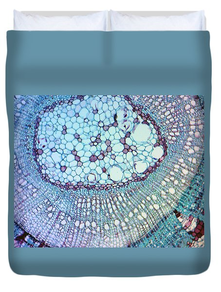A Work Of Time Duvet Cover