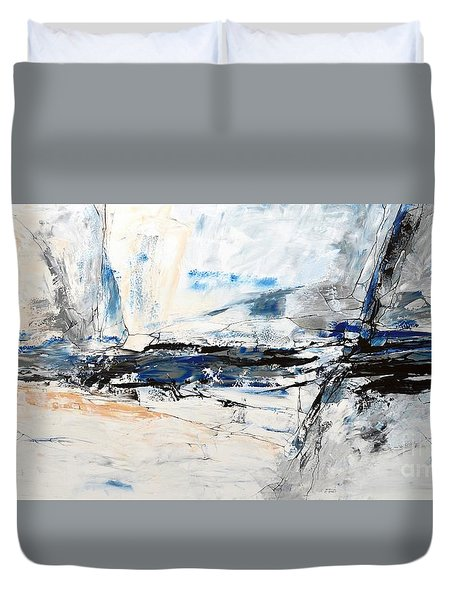 Ab37 Duvet Cover by Emerico Imre Toth