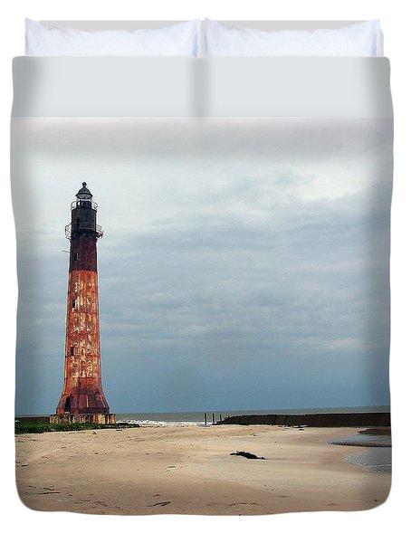 Abandon Lighthouse Duvet Cover