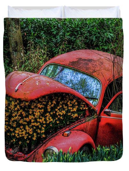 Abandon Duvet Cover