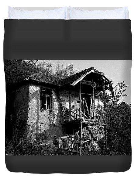 Abandoned And Forgotten 3 Duvet Cover