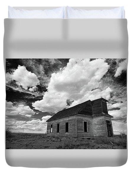 Abandoned Church  Duvet Cover