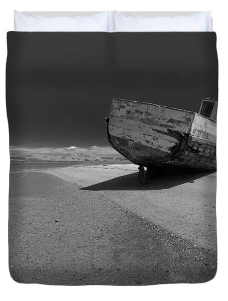 Abandonment Duvet Cover