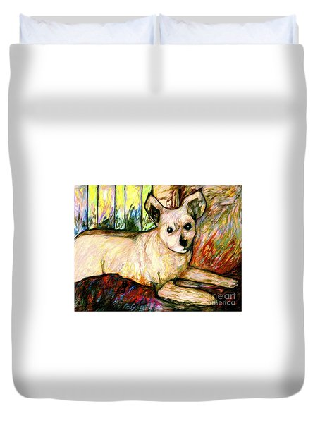 Abby Duvet Cover