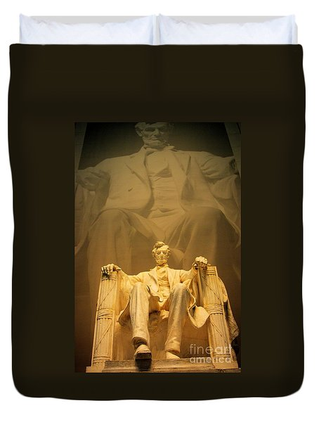 Abe 16 Duvet Cover by John S