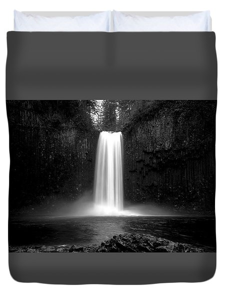 Abiqua's World Duvet Cover