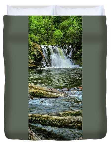 Abrams Falls 2 Duvet Cover