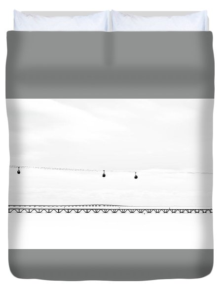 Absolut  Duvet Cover by Jorge Maia