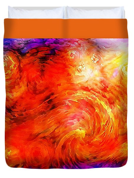 Absolution #2 Duvet Cover
