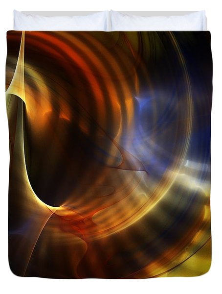 Abstract 040511 Duvet Cover