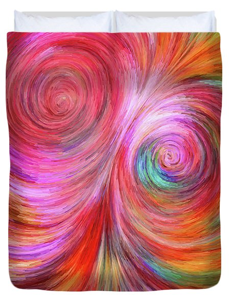 Abstract 072817 Duvet Cover