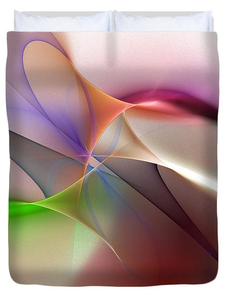 Abstract 082710 Duvet Cover