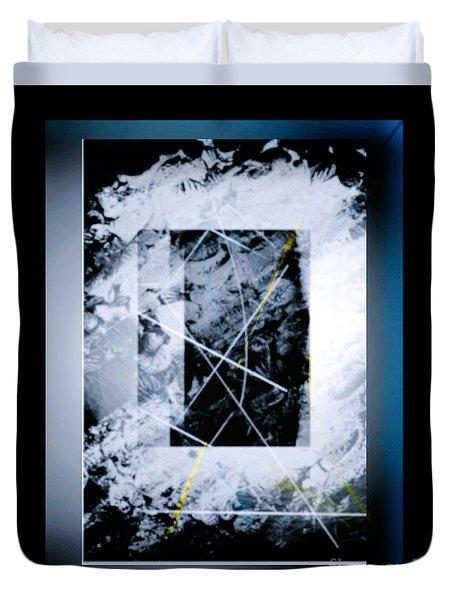 Abstract 1001-2016 Duvet Cover by John Krakora