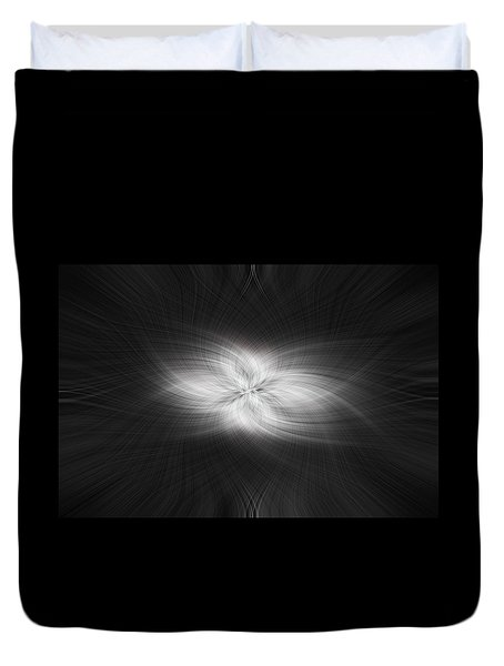 Abstract 11 Duvet Cover