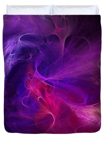 Abstract 111310b Duvet Cover