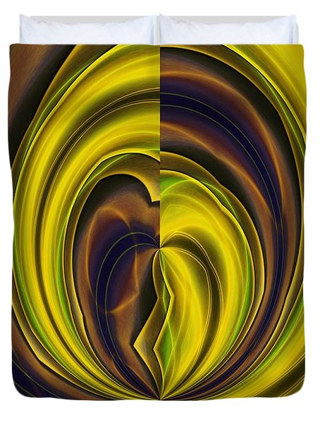 Abstract 121510 Duvet Cover