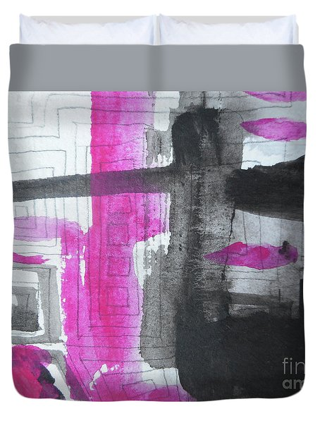 Abstract-15 Duvet Cover