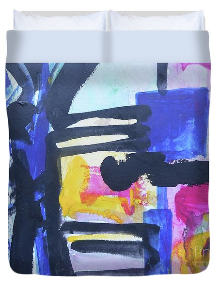 Abstract-16 Duvet Cover