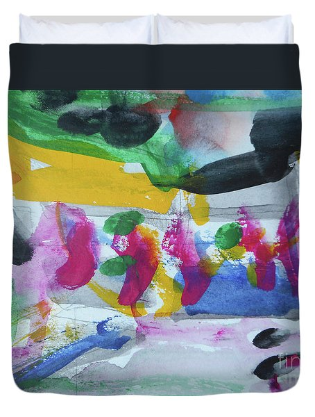Abstract-17 Duvet Cover