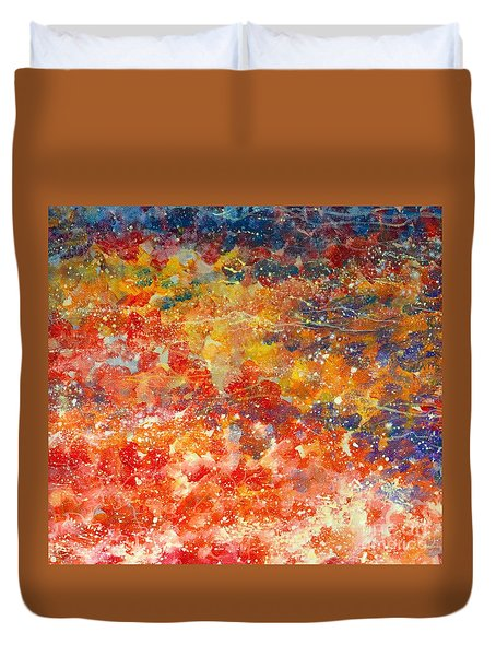 Abstract 2. Duvet Cover
