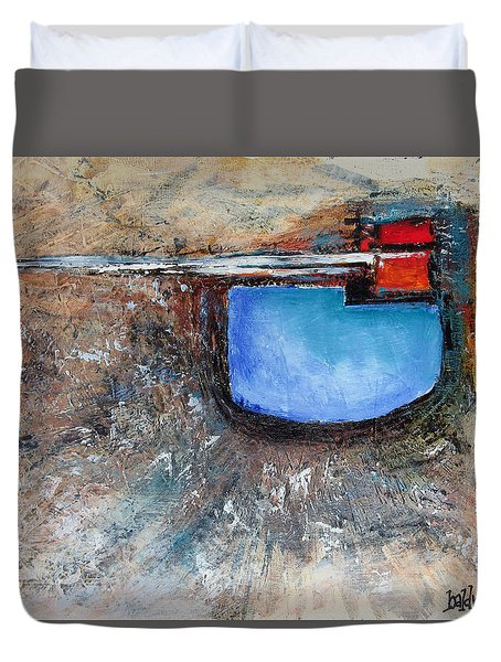 Abstract 200112 Duvet Cover