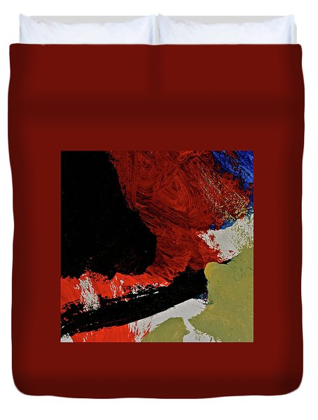 Abstract 2069 Duvet Cover