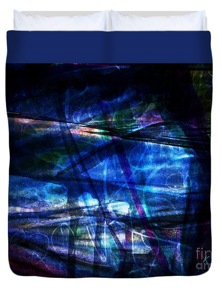 Abstract-20a Duvet Cover