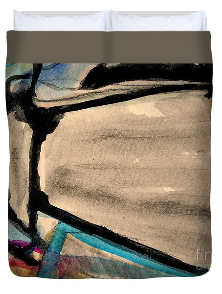 Abstract-22 Duvet Cover