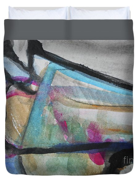 Abstract-24 Duvet Cover