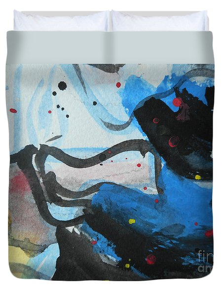 Abstract-26 Duvet Cover