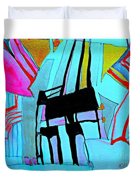 Abstract-28 Duvet Cover