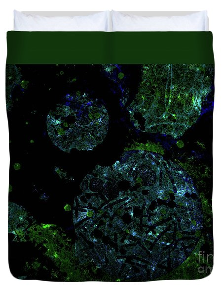Abstract-32 Duvet Cover
