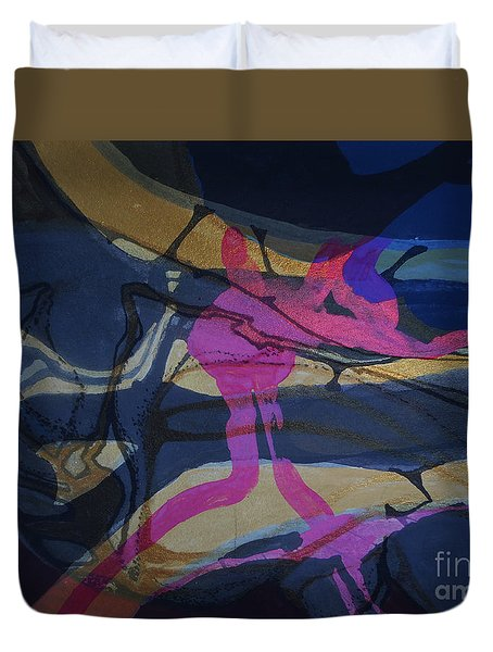 Abstract-33 Duvet Cover