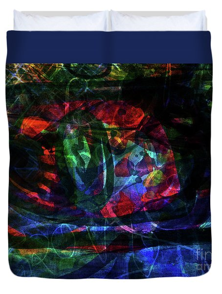Abstract-34 Duvet Cover