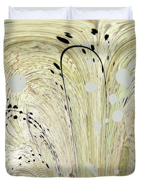 Abstract 51 Duvet Cover