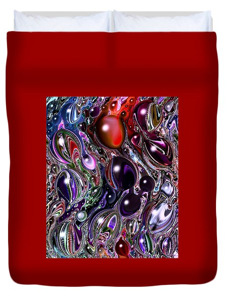 Abstract 62316.7 Duvet Cover