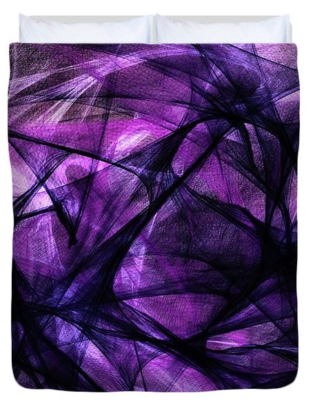 Abstract 8930 Duvet Cover