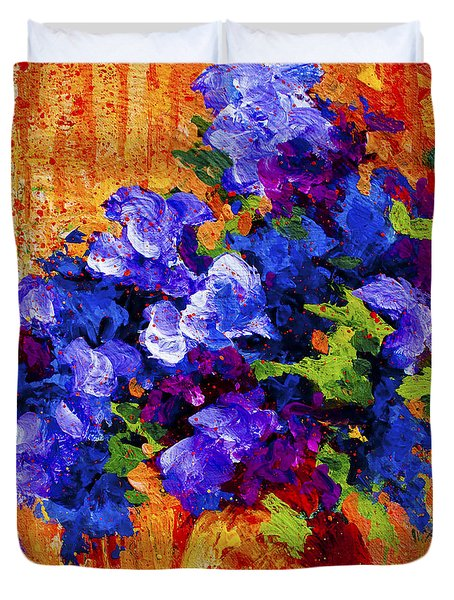 Abstract Boquet 3 Duvet Cover