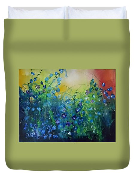 Abstract Flax           31 Duvet Cover
