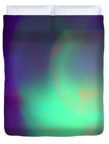 Abstract No. 1 Duvet Cover