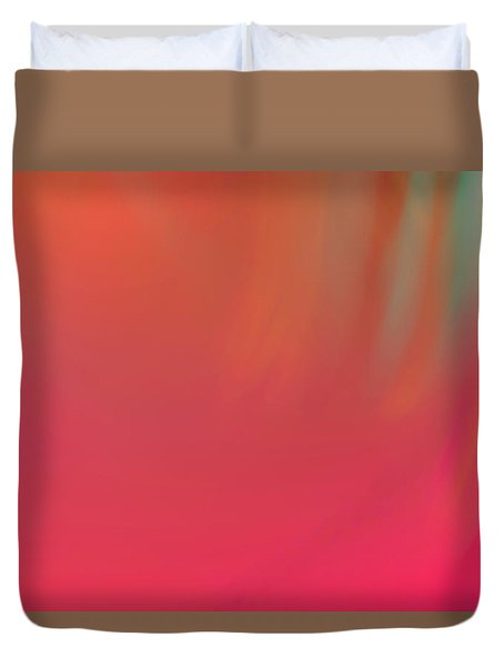 Abstract No. 16 Duvet Cover