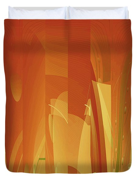 Abstract No 34 Duvet Cover