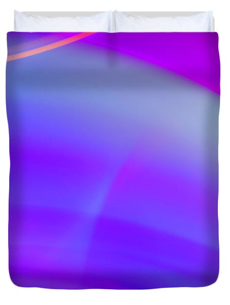 Abstract No. 4 Duvet Cover