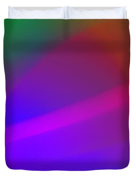 Abstract No. 5 Duvet Cover