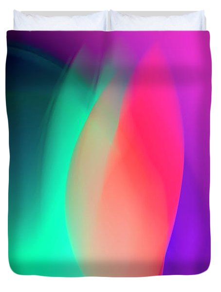 Abstract No. 6 Duvet Cover