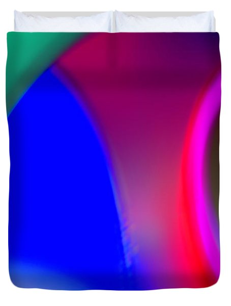Abstract No. 9 Duvet Cover