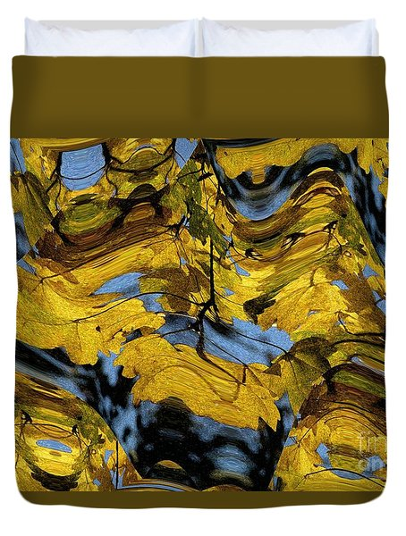 Abstract Pattern 4 Duvet Cover
